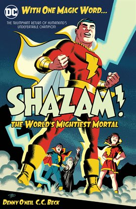 Cover image for Shazam!: The World's Mightiest Mortal Vol. 1