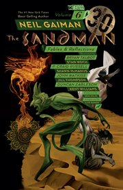The Sandman. Volume 6, issue 29-31, 38-50, Fables and reflections cover image