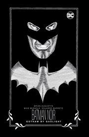 Batman noir: gotham by gaslight cover image