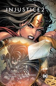 Injustice 2. Volume 5, issue 18-24 cover image