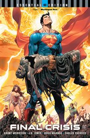 Final crisis. Issue 1-7 cover image