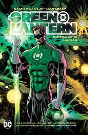 The Green Lantern. Volume 1, issue 1-6, Intergalactic lawman cover image