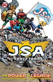 JSA by Geoff Johns. Issue 26-31 cover image