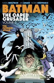 Batman : the caped crusader. Volume 3, issue 445-454 cover image