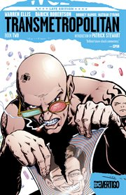 Transmetropolitan book two. Issue 13-24 cover image