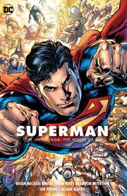 Superman : The House of El. Volume 2, issue 7-15, The unity saga cover image
