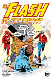 The Flash of two worlds cover image