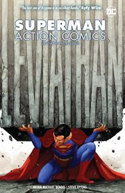 Superman Action Comics. Volume 2, issue 1007-1011, Leviathan rising cover image