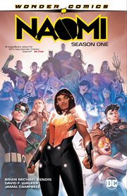 Naomi. Issue 1-6. Season one cover image