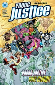 Young Justice. Issue 20-32 cover image