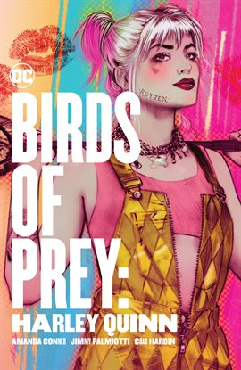 Birds of Prey, book cover