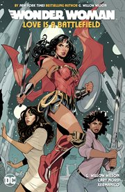 Wonder Woman. Volume 2, issue 66-73, Love is a battlefield cover image