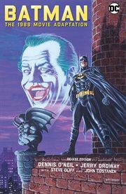 Batman: the 1989 movie adaptation cover image