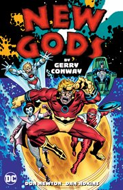 New Gods by Gerry Conway. Issue 12-19 cover image