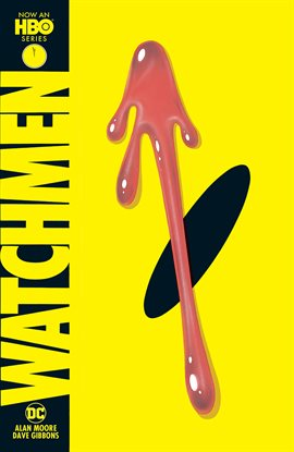 Watchmen, book cover