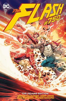 The Flash: Deluxe Edition