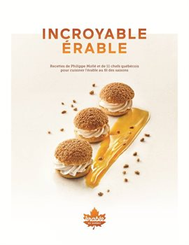 Cover image for Incroyable érable
