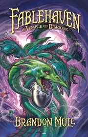 Le temple des dragons cover image