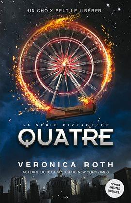 Cover image for Quatre