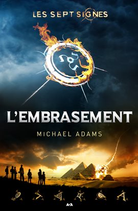Cover image for L'embrasement