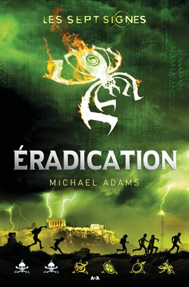 Cover image for Éradication