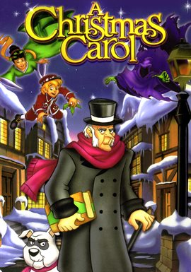 Cover image for Movie Toons: A Christmas Carol