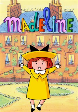 Cover image for Madeline In Hollywood