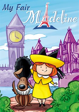 Movie Toons: My Fair Madeline