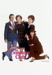 The Cemetery Club cover image