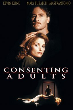 Cover image for Consenting Adults