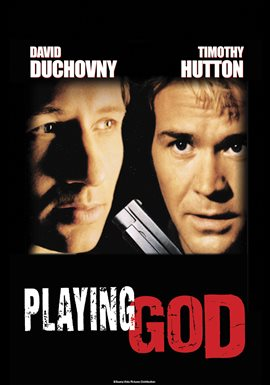 Cover image for Playing God