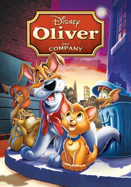 Oliver & Company / Billy Joel