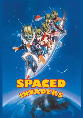 Spaced Invaders / Douglas Barr