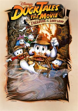 Ducktales: The Movie Treasure Of The Lost Lamp / Alan Young