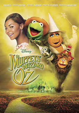The Muppets' Wizard Of Oz / Ashanti