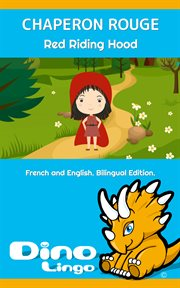 Chaperon rouge / red riding hood