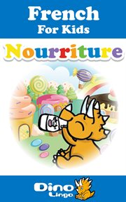 French for kids - food storybook