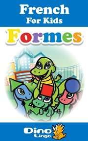French for kids - shapes storybook