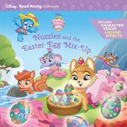 Nuzzles and the Easter egg mix-up : read-along storybook and CD cover image