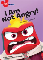 I am not angry! cover image