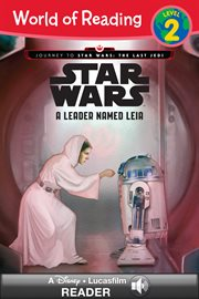 A leader named Leia cover image