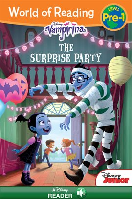 World of Reading: Vampirina:  The Surprise Party