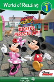 Mickey's perfecto day cover image