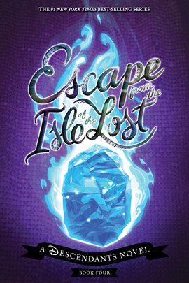 Cover image for Escape from the Isle of the Lost