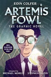 Artemis Fowl [the graphic novel] cover image