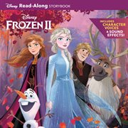 Frozen II Read-along Storybook And CD