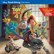 Toy story 4 read-along storybook cover image