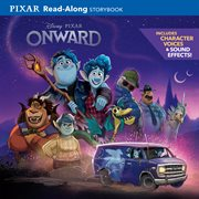 Disney Pixar Onward cover image