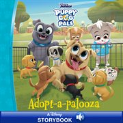 Puppy dog pals : lucky pups! cover image