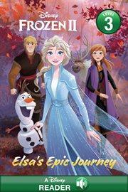 Elsa's epic journey cover image